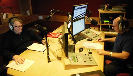 Freemasons interview, Exmouth Air Radio