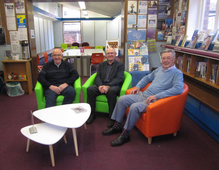 Freemason - Exmouth Library